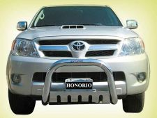 Defensa U Hilux 05+